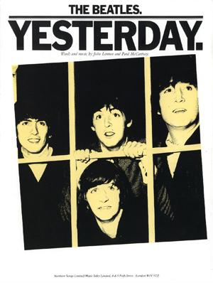 The Beatles Yesterday. The beatles yesterday, Beatles
