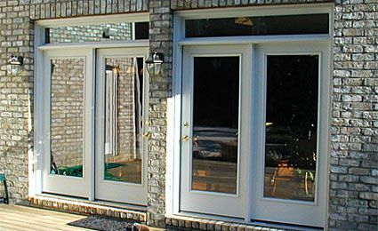 Wood French Patio Doors | Our Profiles Steel Hinged Patio Doors Have A Wood  Edge Giving