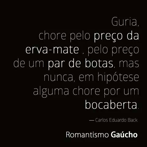 Romantismo Gaúcho Romantismo Frases E Brincadeiras Para