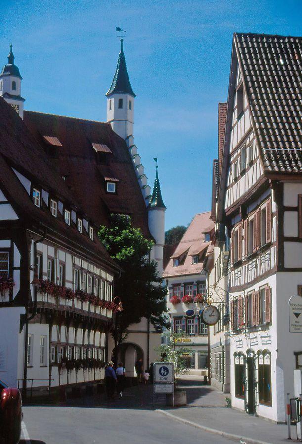 Biberach An Der Riss Galerie Urlaubsziele In Deutschland Schone Deutsche Stadte Reisen Deutschland