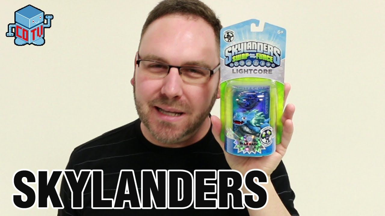 #Skylanders 101 with Lightcore Warnado - For The Wind!