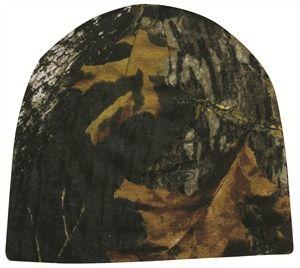 a138ac36a62 Knit Camo Beanie Hat