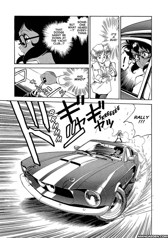 Manga Gunsmith Cats Chapter 1 Page 30 Manga, Cats