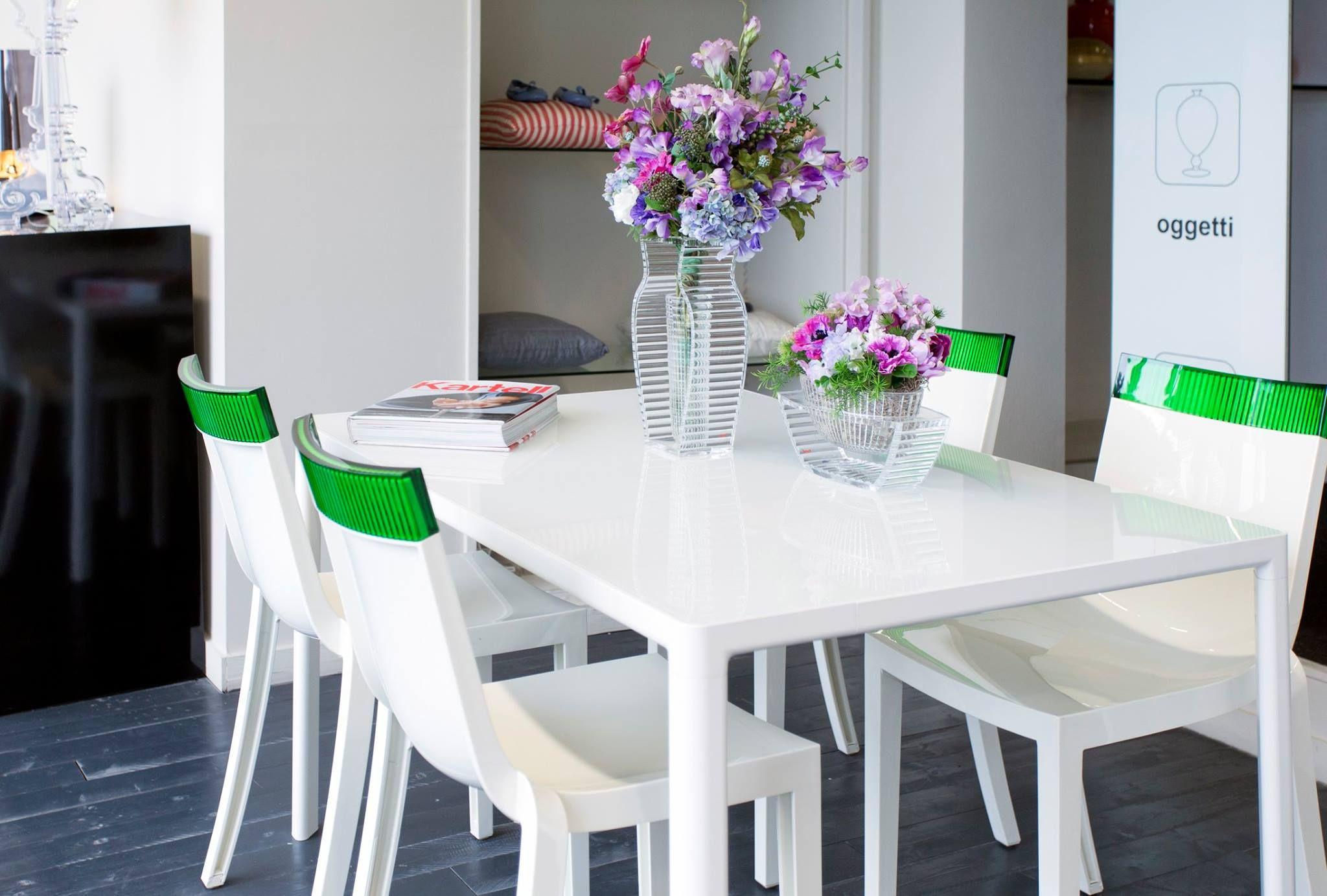 Hi cut inspiration sedia kartell design minimalista schienali