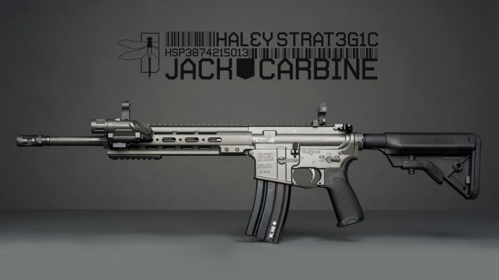 "Haley Strategic BCM ""JACK CARBINE"""