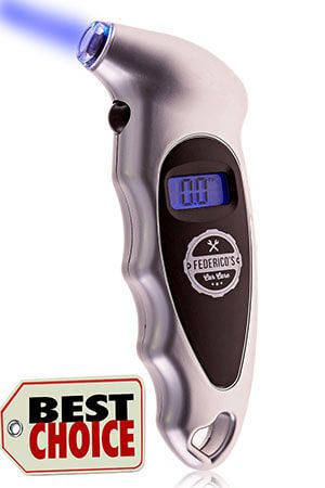 Top 15 Best Digital Tire Pressure Gauges For Car In 2018 Reviews