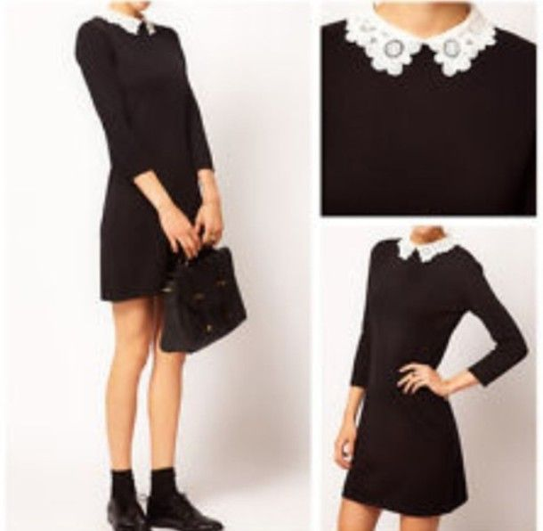 74e5f20a44 Dress  black