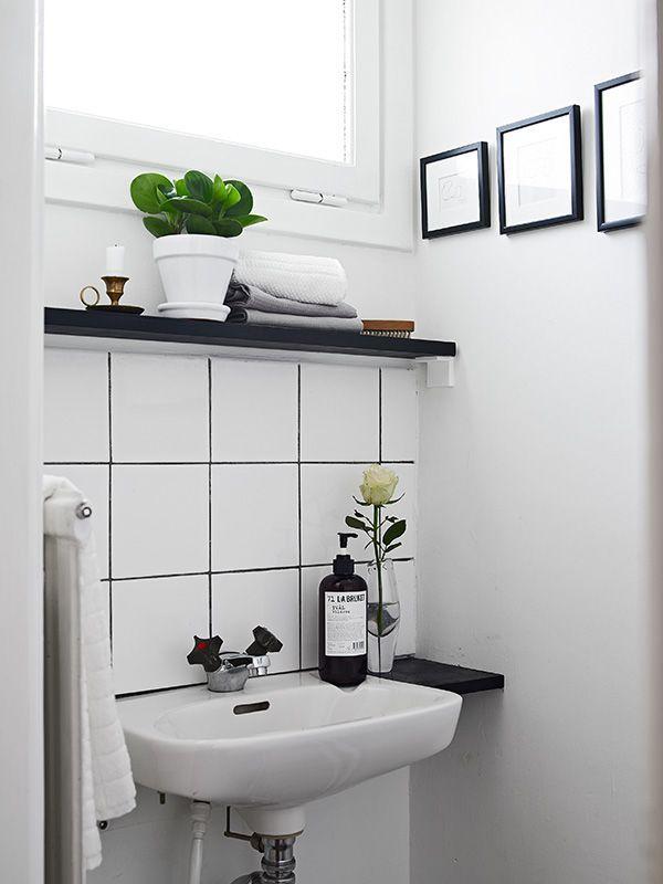 tine inspi bad living pinterest topfpflanzen journelles und badezimmer. Black Bedroom Furniture Sets. Home Design Ideas