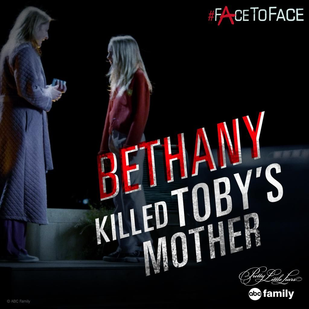 "S6 Ep10 ""Game Over, Charles"" - Can you believe it?! o.O #PLL #FAceToFAce #8/11/15"