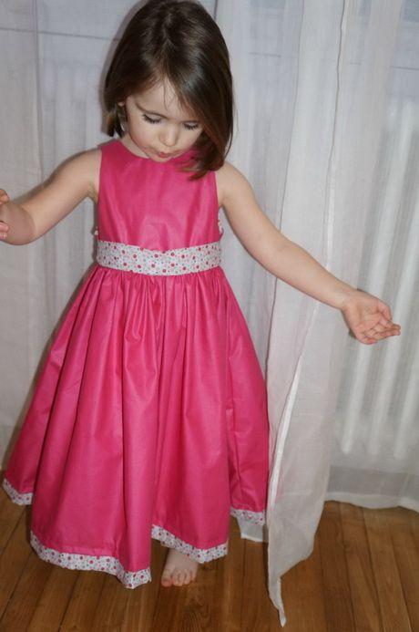 mod u00e8le robe enfant
