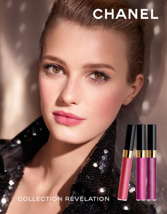 Sigrid Agren For Chanel Beauty