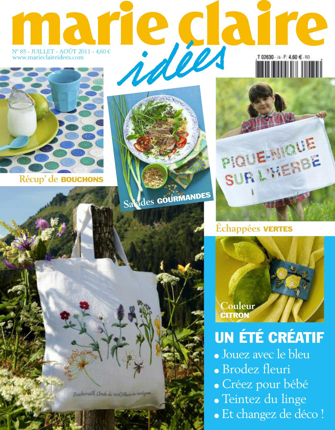 Une carte postale de vacances à télécharger (com imagens) | Marie claire, Revista, Ideias