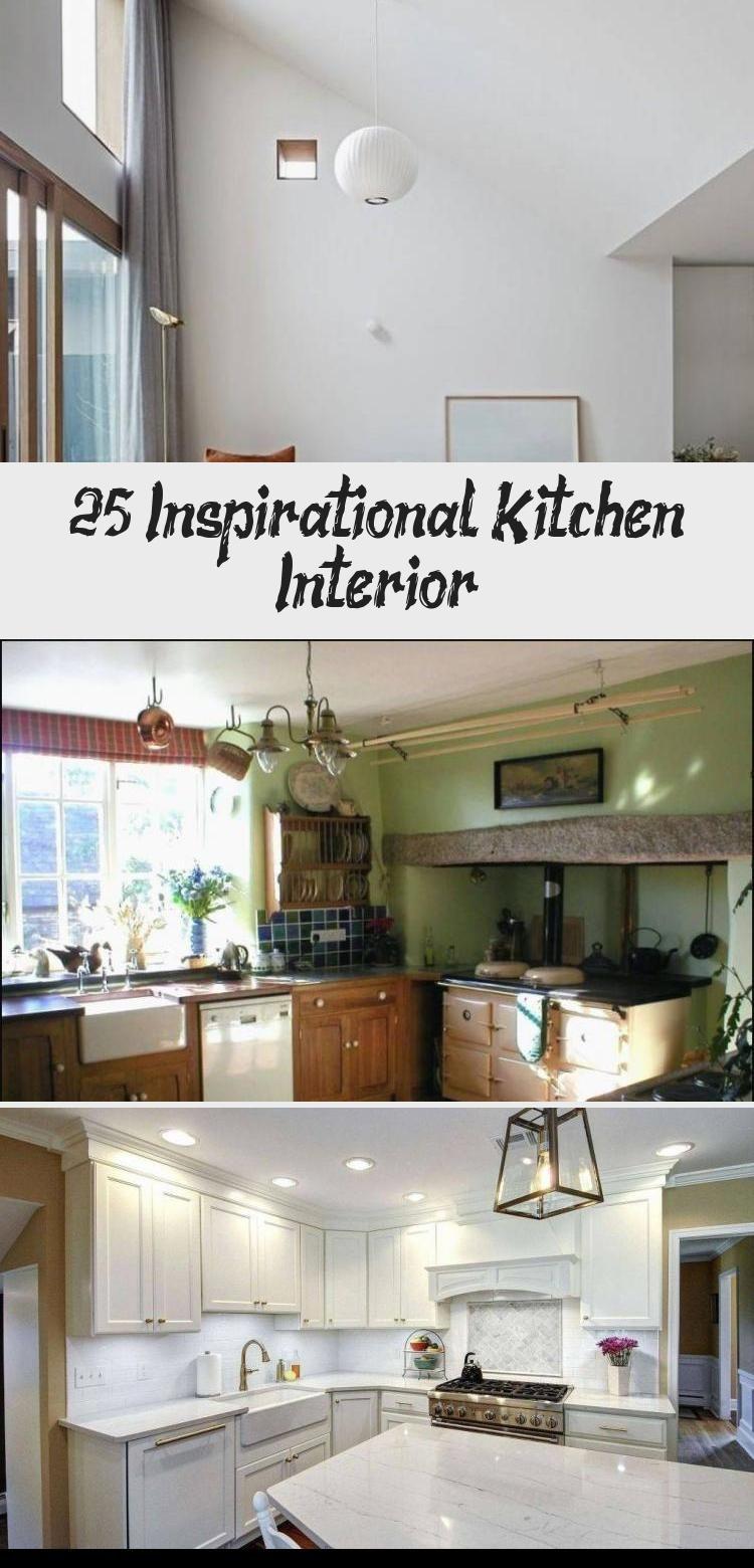 25 Inspirational Kitchen Interior   Interior design kitchen ...