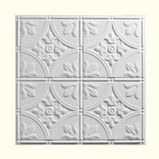 Tuile Blanche Antique White 2 Pds X 2 Pds Pour Plafond Suspendu Plafondtegels Home Decor Tegels