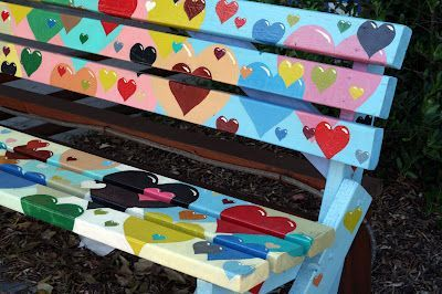Bench #resinpatiofurniture