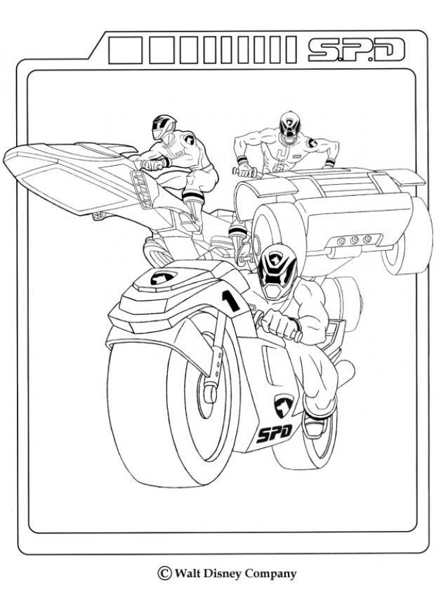 Charmant Power Ranger Dino Donner Ausmalbilder Zeitgenössisch ...