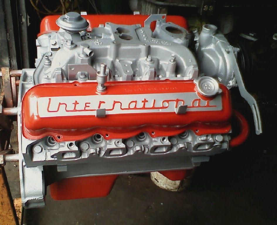 International   Meca   Pinterest      Engine     International    scout    and International harvester