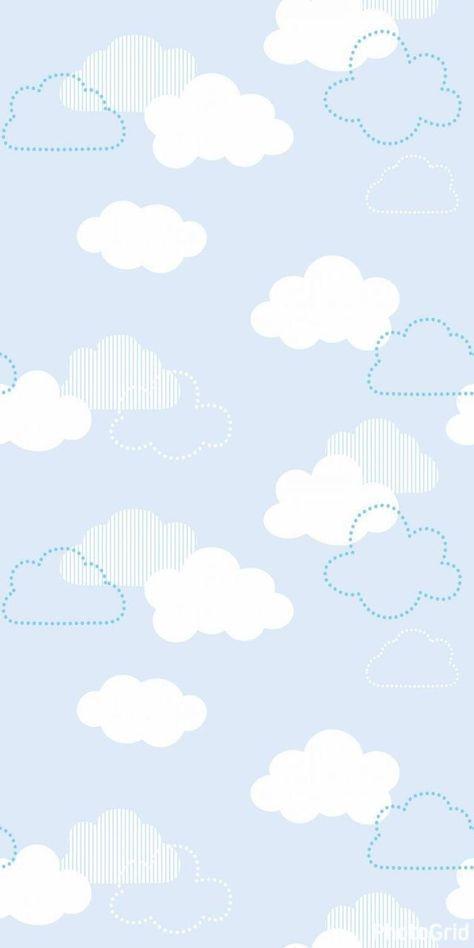 Wallpaper de nubes