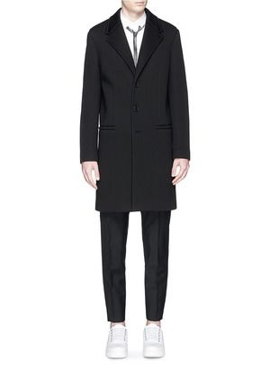 Long Designer Coat