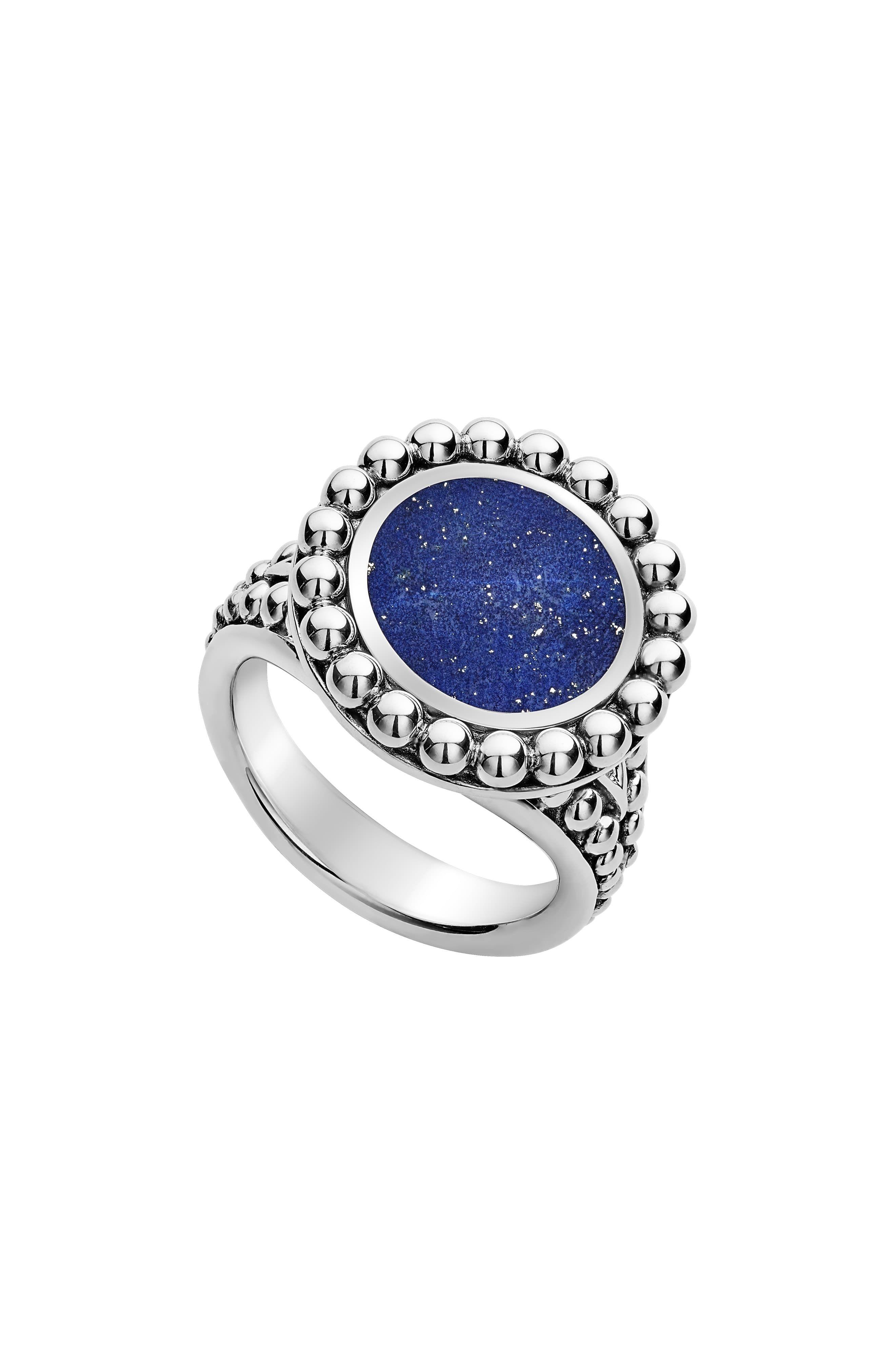 Women's Lagos Maya Small Circle Ring Womens jewelry