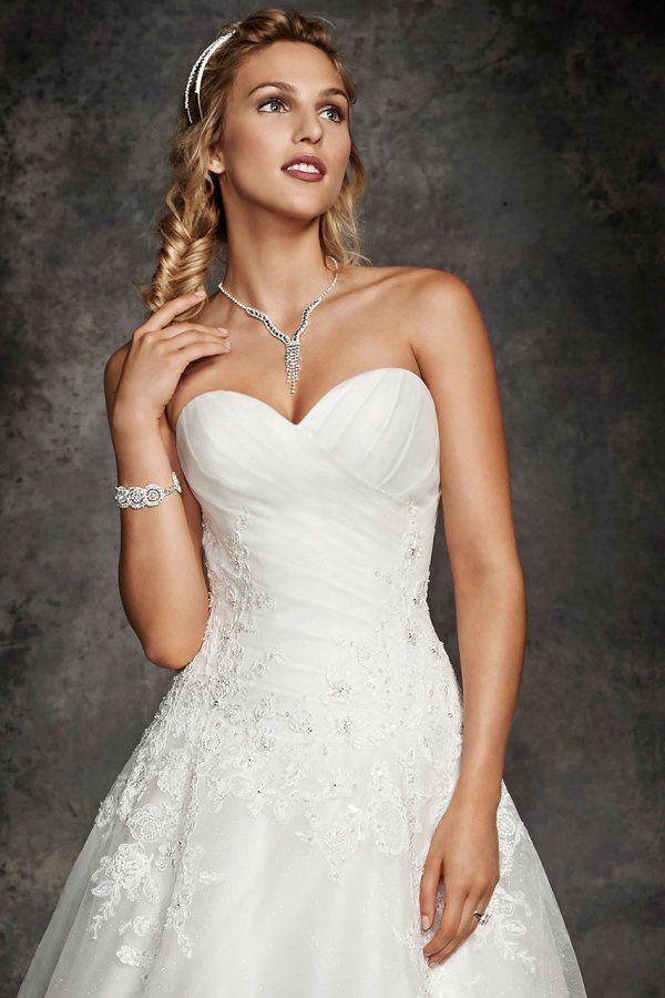 Wedding gown by Ella Rosa | My Dream Wedding | Pinterest | Gowns ...
