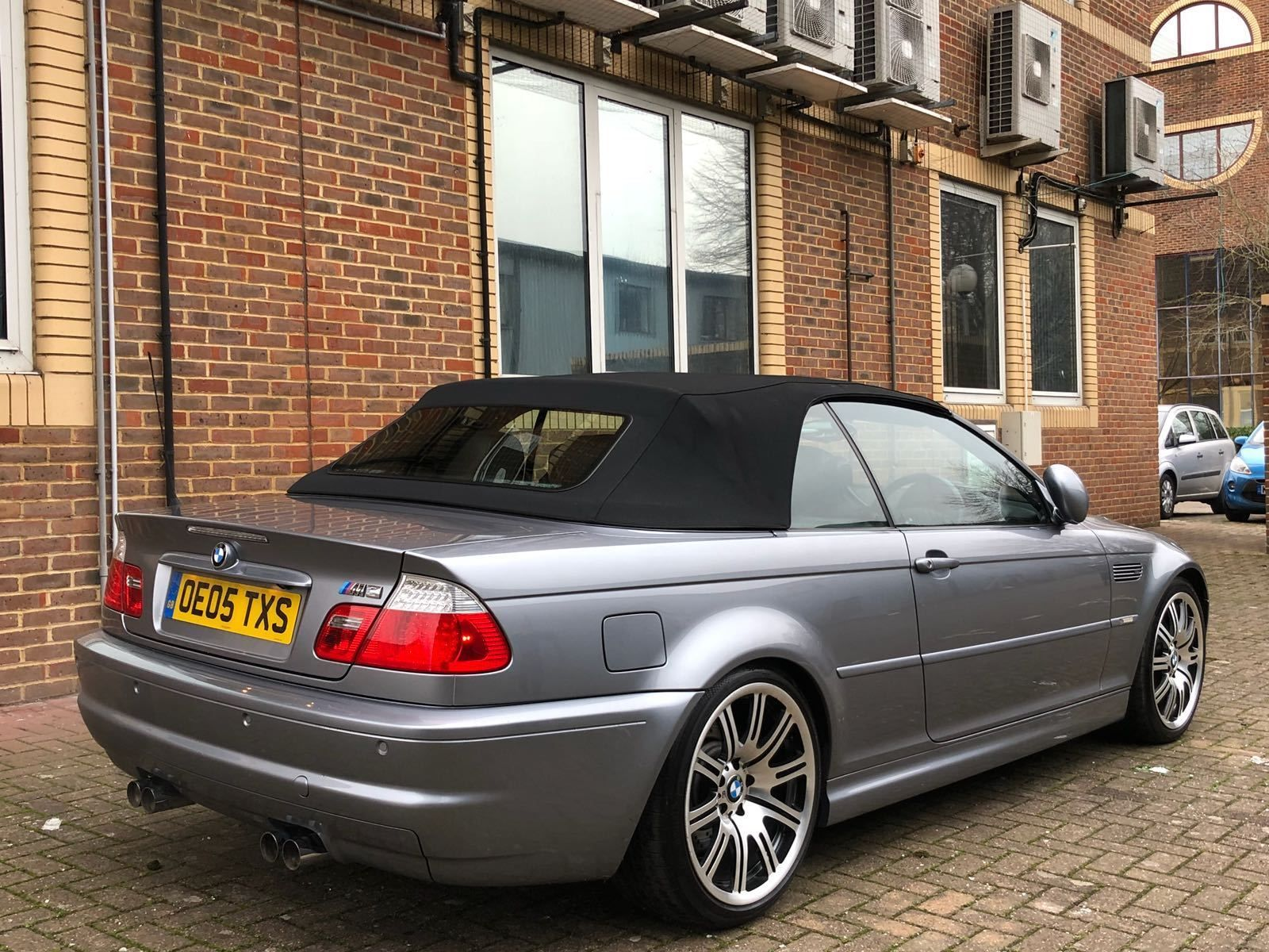 Bmw M3 2005 Convertible Low Mileage Excellent Condition Fsh 13 500 00 End Date Tuesday Mar 20 2018 37 47 Gmt Add To Watch List