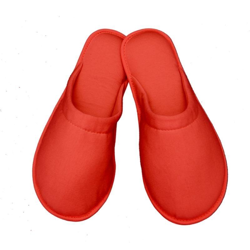 Pantufa Linha Basic Vermelha > Conforto Store