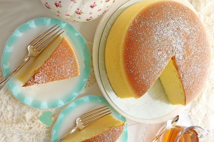 Cheesecake Japonais en 2020 (avec images) | Cheesecake ...
