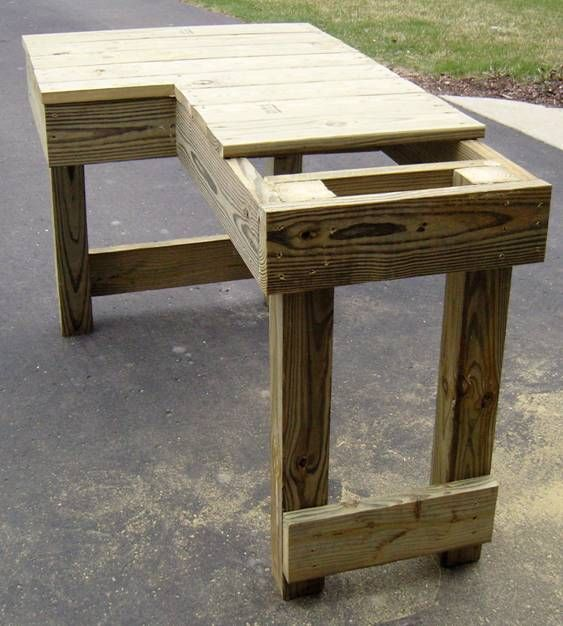 Pallets Pallets For Profit Shooting Bench Plans Shooting Bench Bench Plans
