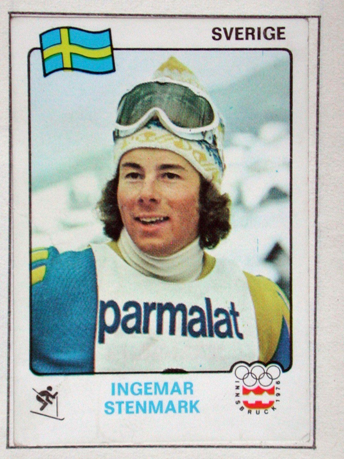 Ingemar Stenmark SWE