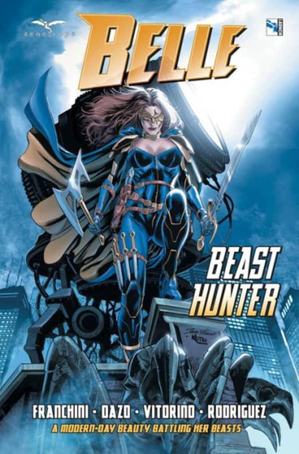 Belle Beast Hunter the Trade Paperback via Zenescope