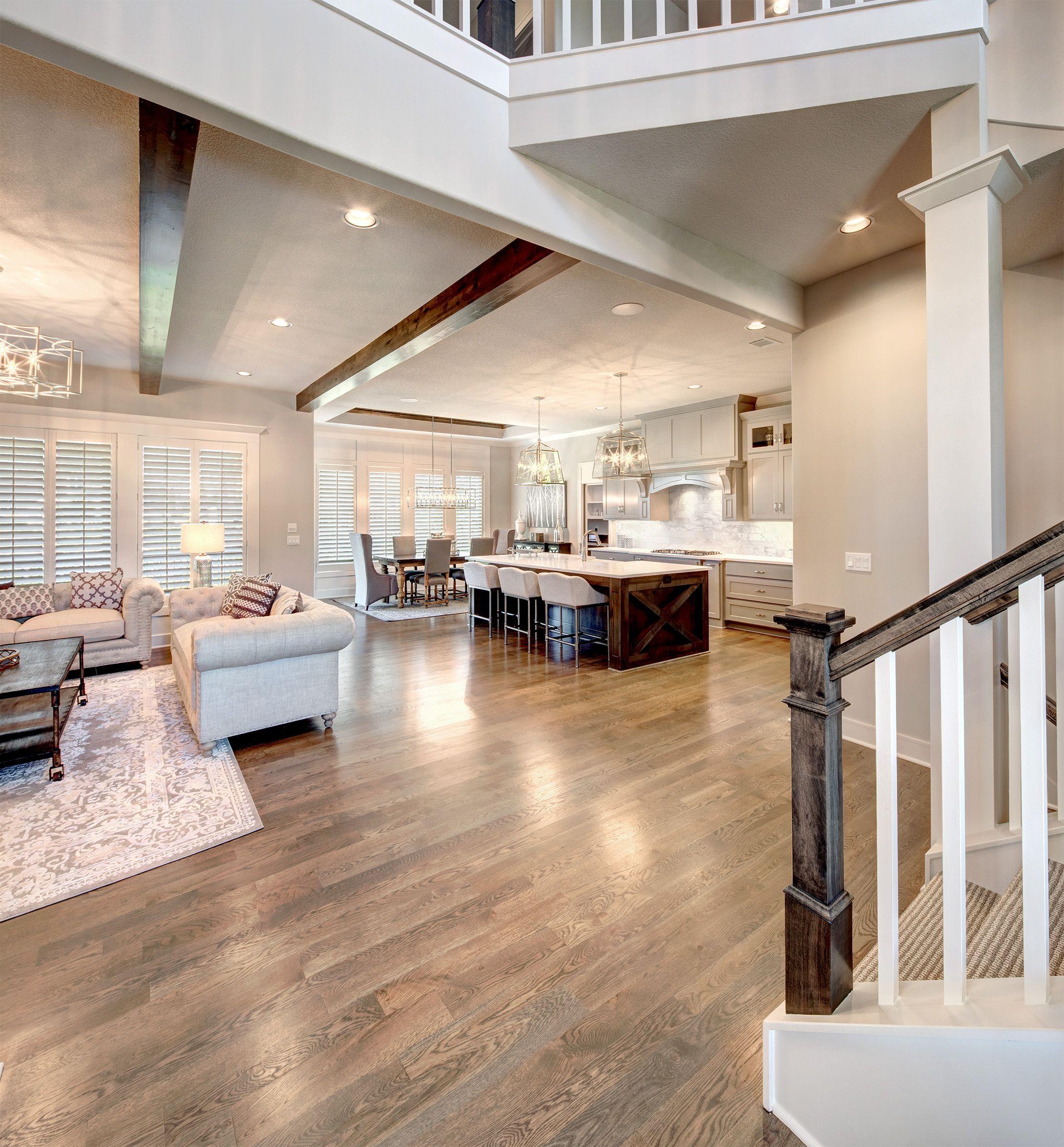 I Model Home Gallery Johnson County Ks New Home Builders New