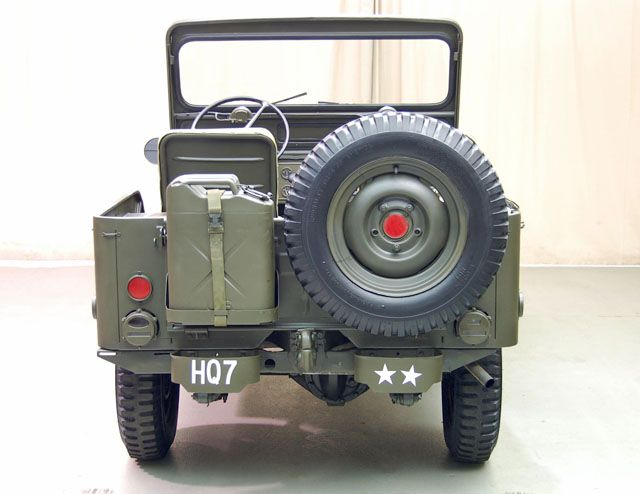 Jeep Willis 1946 Willys Automoviles