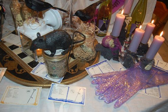 Cats Eyes in Jar with a Rat ontopHalloween by PenelopesTreasures, $15.00