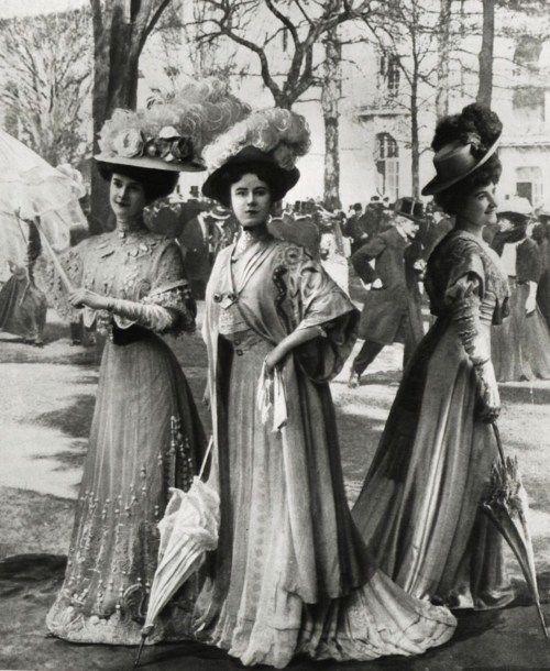 Gibson Girls, 1906-1909