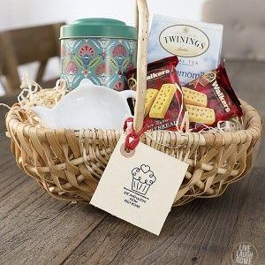 660d28332ccc4 120 DIY Christmas Gift Baskets - Prudent Penny Pincher