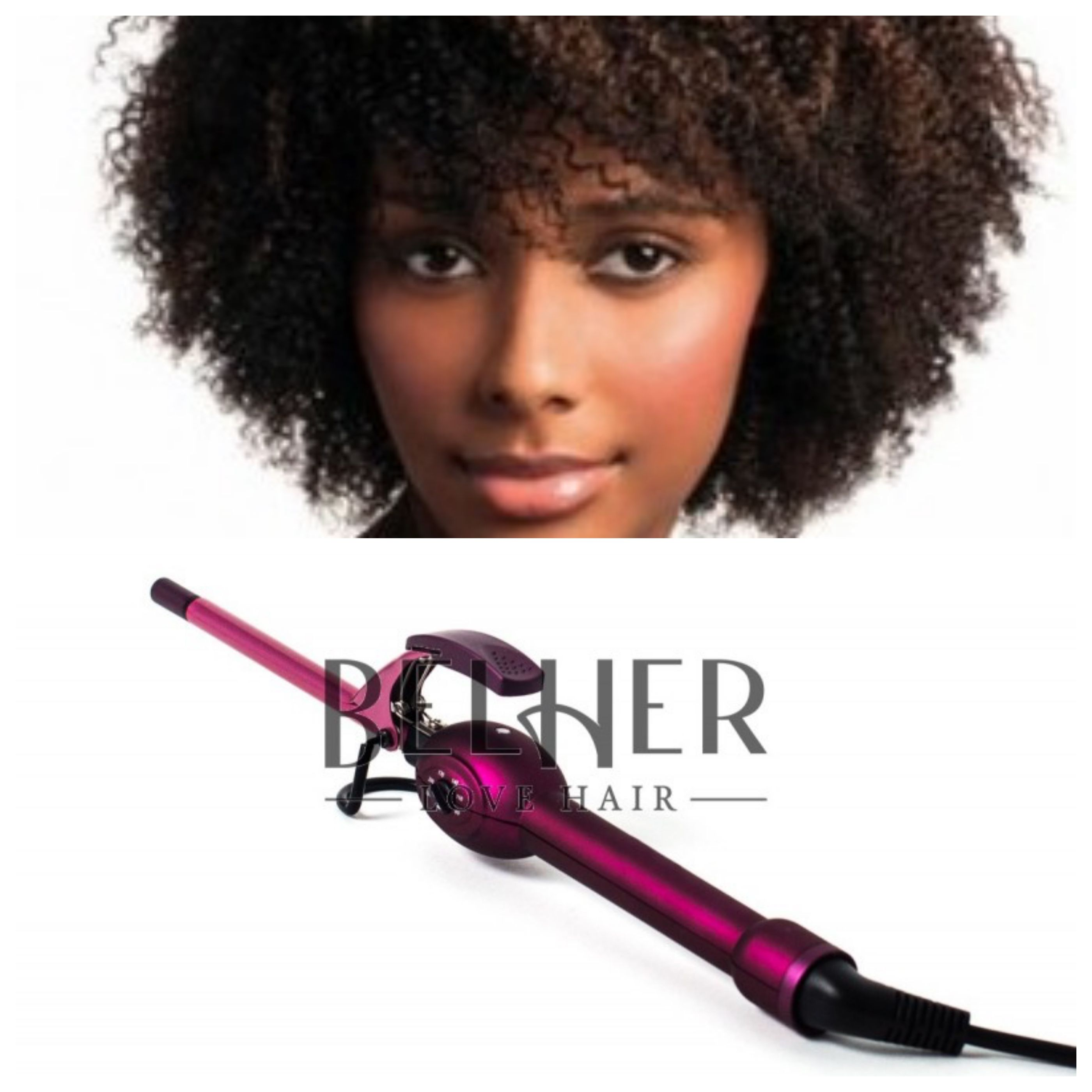 Ondulator Par Profesional Afro S 9 Mm Hairstyles Afro