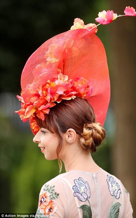 Royal Ascot Racegoers Show Off Their Wacky Outfits Royal