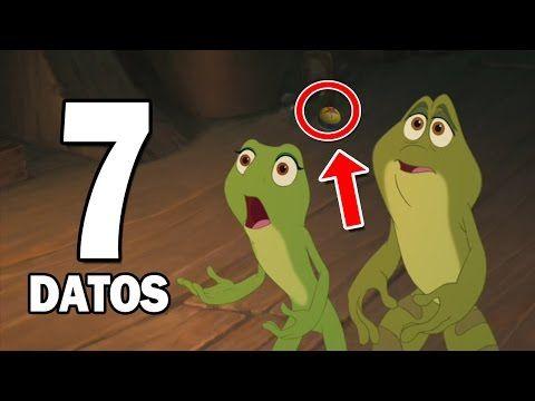 """7 Curiosidades Sobre La Princesa y el Sapo """"La Película"""" - YouTube"""