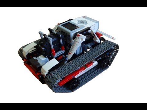 lego mindstorms spybot v2 instructions
