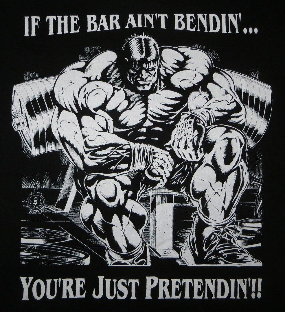 Bodybuilder with Chains | Neu Shirt If the Bar USA | 1 | Pinterest ... for Bodybuilding Logos For T Shirts  555kxo