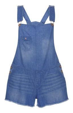 e8ac30baef2 Korte blauwe tuinbroek   Broekpak/jurk - Tuinbroek, Broekpakken en ...