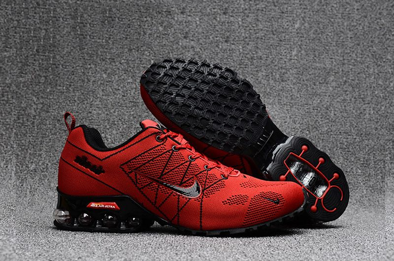 online store 74bc1 1a8f6 Men s UK Nike Air Max 2018.5 Shoes Red Black Trainers UK Sale