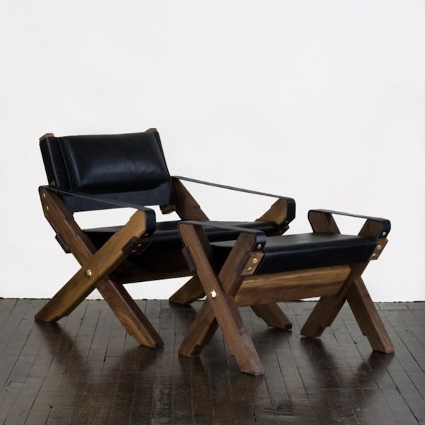 READER CHAIR AND FOOT STOOL ROMAN WILLIAMS | Products: Lounge Chair. |  Pinterest | Foot Stools, Lounge Chairs And Stools
