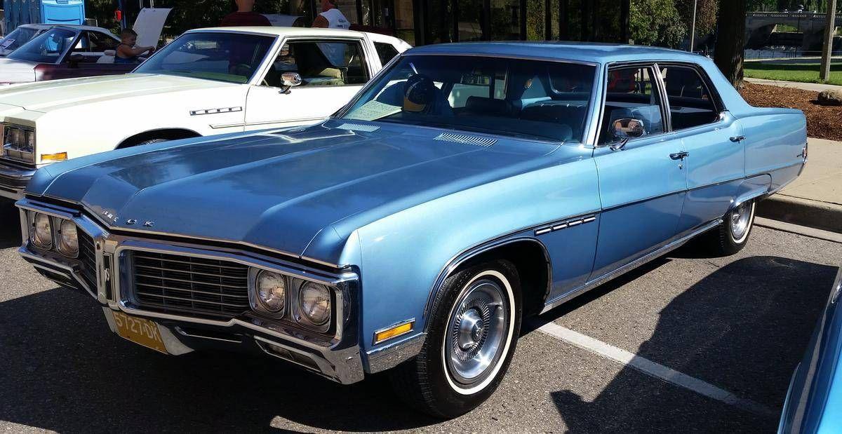 1970 Buick Electra 225 4 Door Sedan Buick Electra Electra 225 Buick