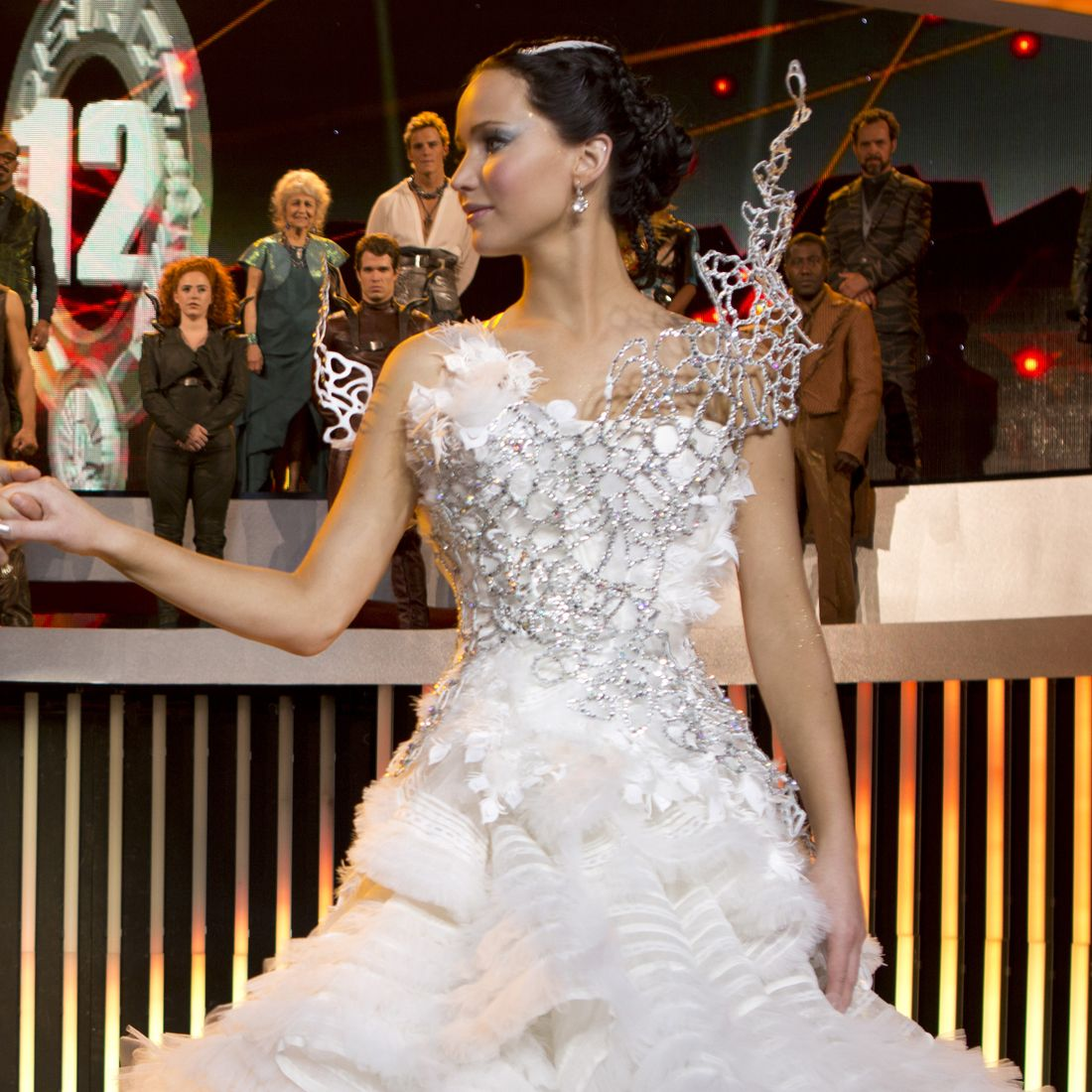 Catching Fire Costume Designer Interview | Fire costume, Catching ...