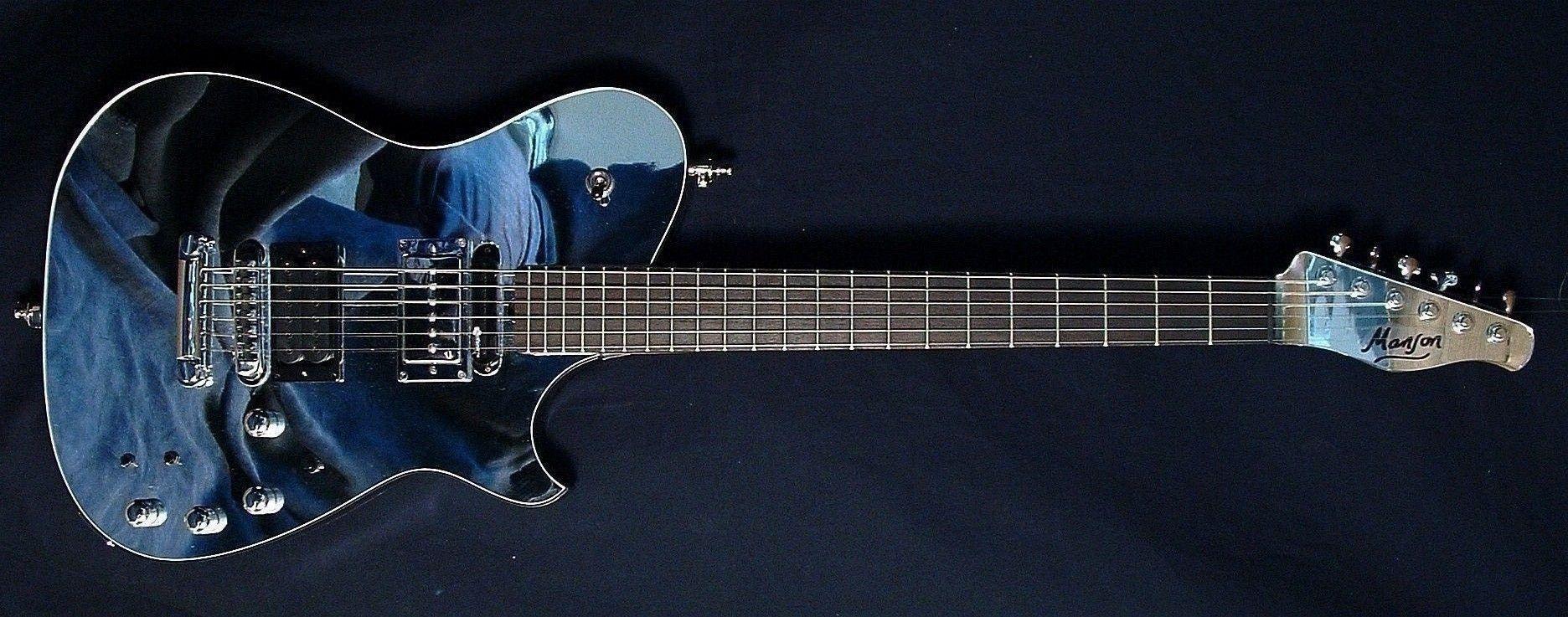 Pin oleh Alfi Mayo di Guitar