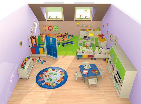 espace de jeu libre et d 39 imitation jouer construire exemples d am nagement haba petite. Black Bedroom Furniture Sets. Home Design Ideas