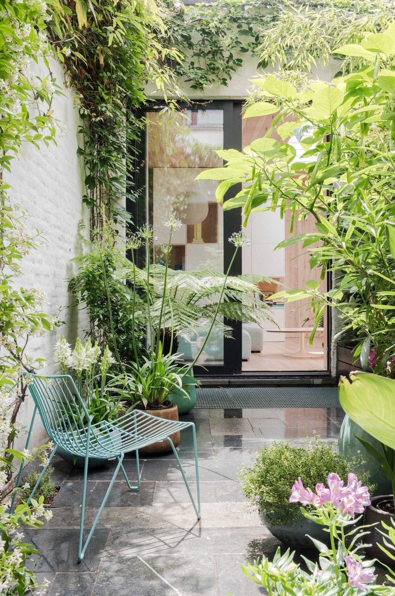 make the most of a small patio | small patio ideas | small