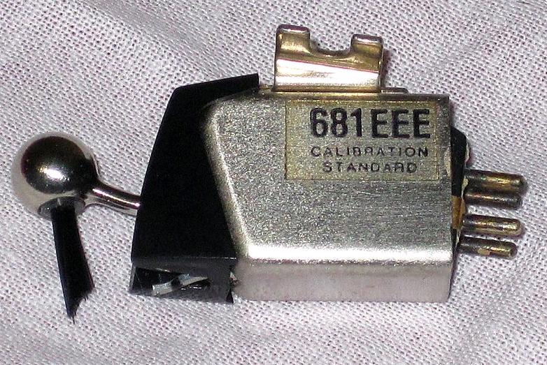 My Beloved Stanton 681 Eee Remove The Brush To Get The Best Sound